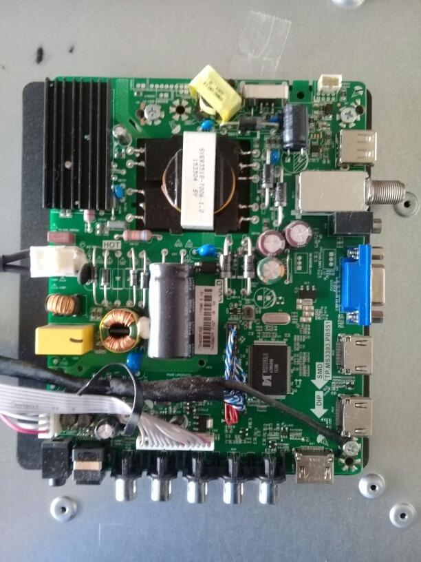Vendo Tarjeta Main Board Tv Led Hisense 40d37 Tp ms3393 pb85 - $ 1,100 00