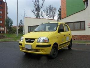 vendo taxi atos    74.000.000 bogota negociable
