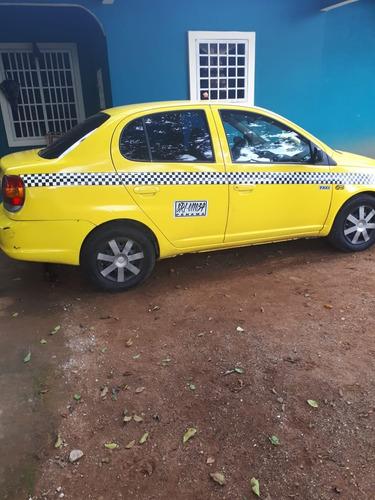 vendo taxi con cupo