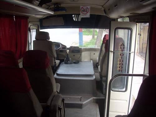 vendo taxibus yuejin modelo pluma