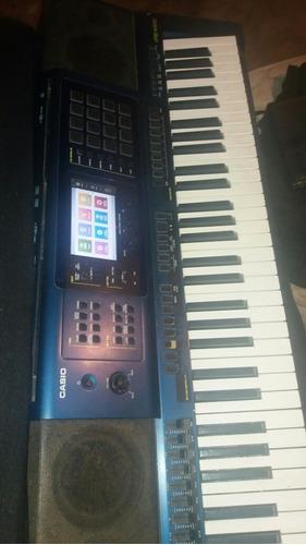 vendo teclado casio mzx-500 concervado  troco em pa50 sd
