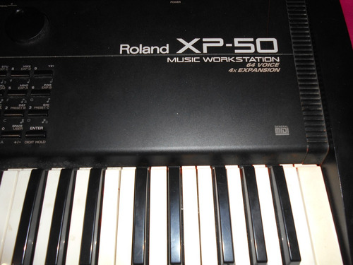 vendo teclado roland xp 50 rj