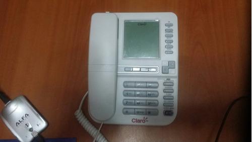 vendo teléfonos fijos claro nuevos.