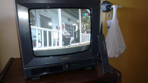 vendo televisor 14  fischer serie dorada con fallas