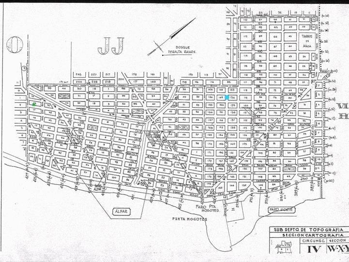 vendo terreno 300 m2 barrio el faro a 10 cuadras de la playa