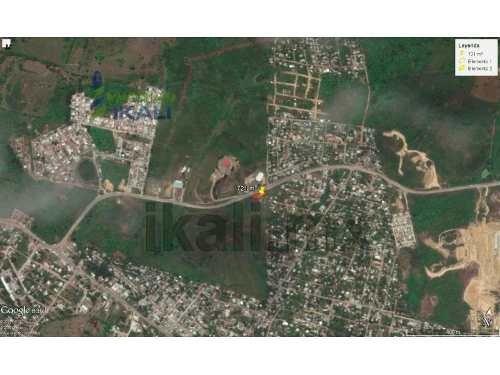 vendo terreno 721 m² libramiento lopez mateos tuxpan veracruz, se encuentra ubicado en el libramiento lopez mateos a la altura de la iglesia pavac y muy cerca de la colonia vista hermosa, cuenta con