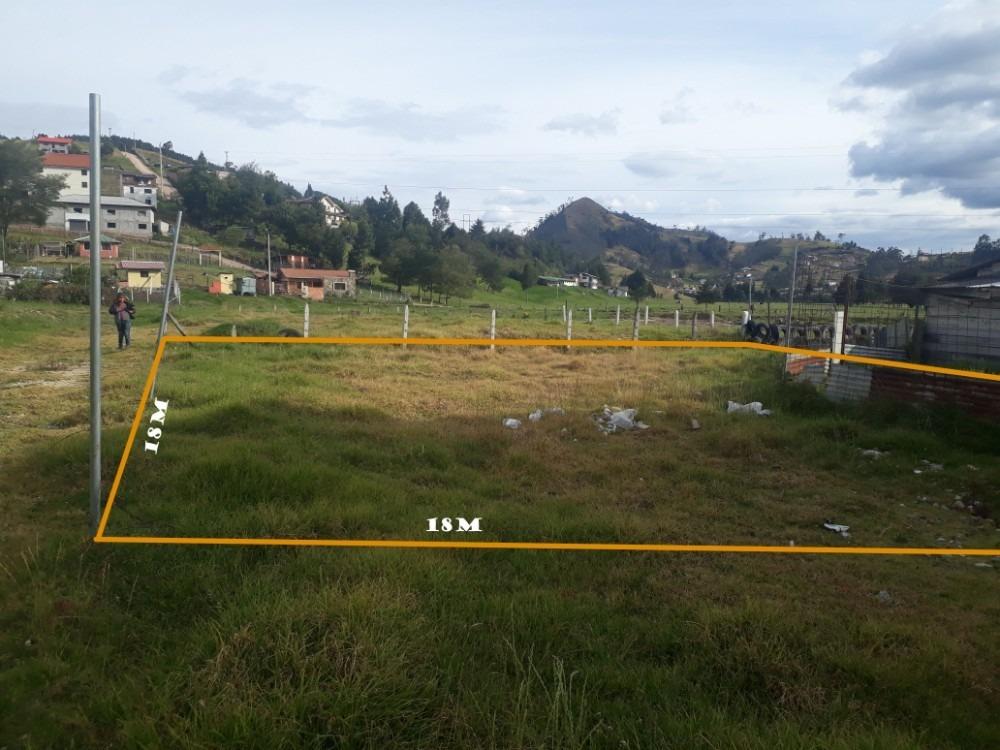 vendo terreno 740m ubicado en el sector del eco parque