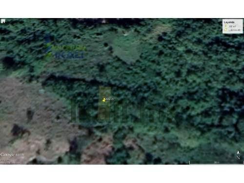 vendo terreno barato 200 m² en poza rica veracruz, lote en el palmar km. 40 poza rica veracruz, cuenta con 10 m. de frente por 20 m. de fondo, cuenta con escritura pública. #ref:20197 - 20197 - inmo