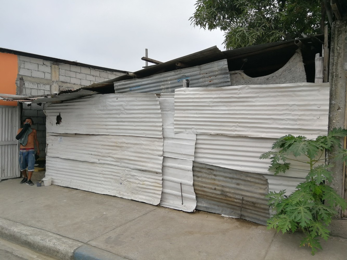 vendo terreno bastión popular sector 1b costado centro salud