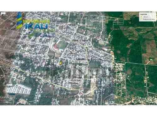 vendo terreno colonia tepeyac poza rica veracruz, se encuentra ubicado en la calle jose clemente orozco a un costado de la iglesia, cuenta con 187 m² son 12 m. de frente por 15 m. de fondo, la zona c