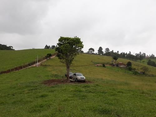 vendo terreno com boa topografia 7 km do centro de aruja! gu