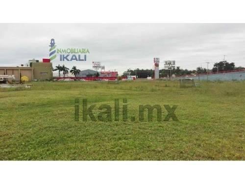 vendo terreno comercial 3910 m² carretera tampico cd - mante altamira tamaulipas, frente al distribuidor vial de la carretera 80 (tampico - altamira) y carretera 70 d (emiliano zapata) en la colonia