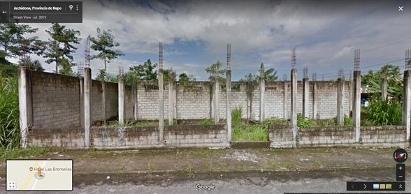 vendo terreno con construcción  archidona precio negociable