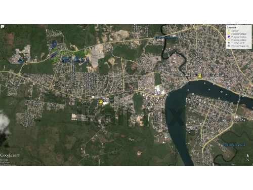 vendo terreno de 2346.42 m² en col las granjas en tuxpan, ver, se encuentra ubicado en la calle el manguito de la colonia las granjas de alto lucero a un costado de los centros comerciales walmart y