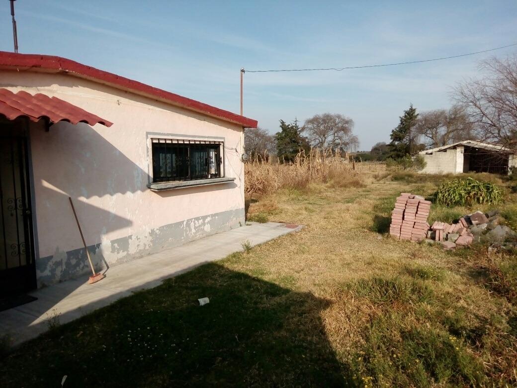 vendo terreno de 3648 m2 con casa,  en jilotepec, edo de mex