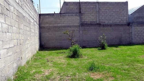 vendo terreno de 413 m² en zinacantepec