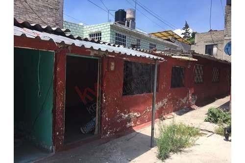 vendo terreno de 752m2 en santa maria aztahuacán