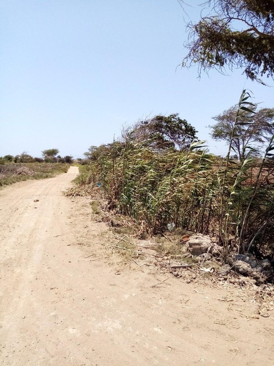 vendo terreno de 9.8 has en el km. 8 carretera a pimentel
