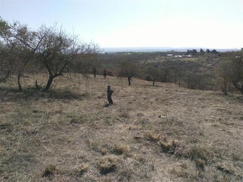 vendo terreno dpto punilla-parque siquiman-escritura
