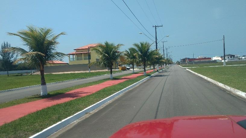 vendo terreno em condominio frente praia em itanhaem (vi199)