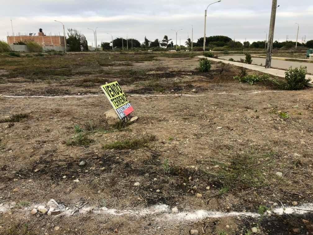vendo terreno en chiclayo ( carretera a pimentel )