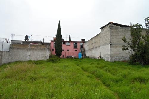 vendo terreno en entrada a temoaya