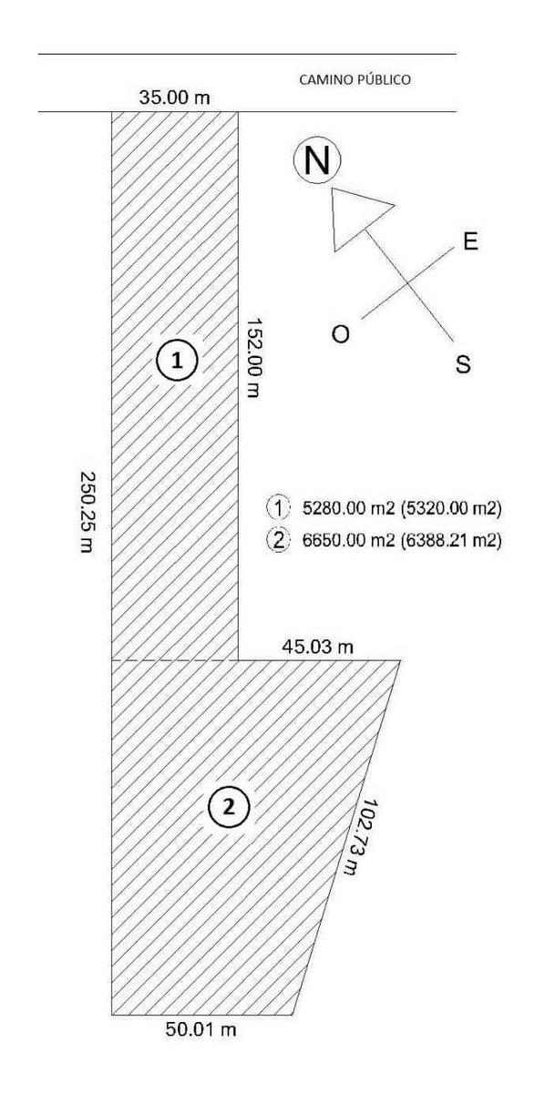 vendo terreno en las calles -  1 km de nono - (posibilidad de permuta-ofertas de contado- financiación)