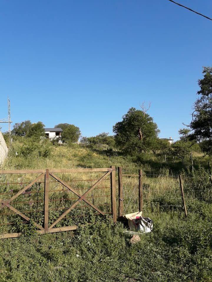 vendo terreno en las lagunitas villa general belgrano