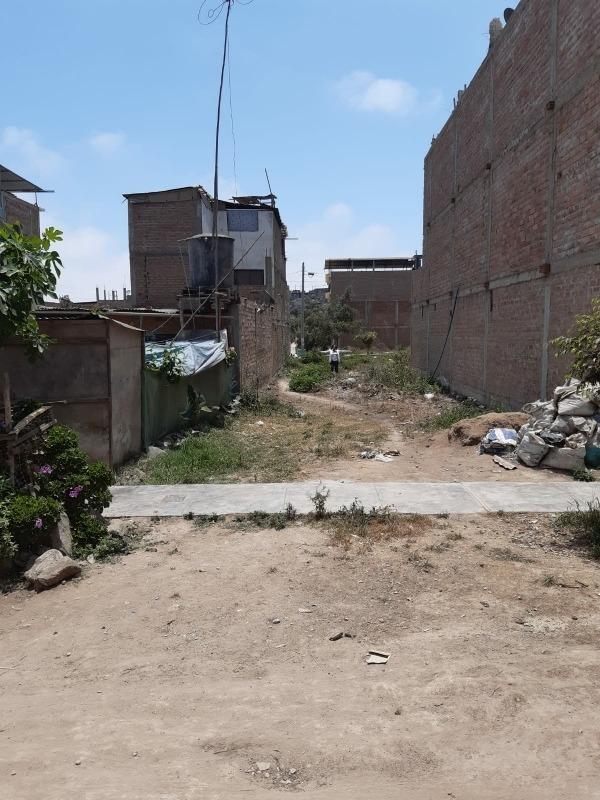 vendo terreno en pachacamac