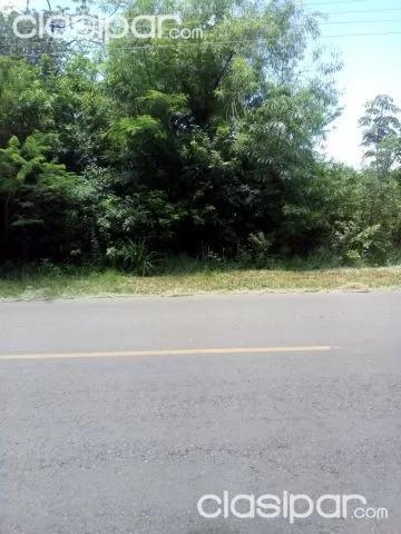 vendo terreno en san bernardino sobre avenida asfaltada