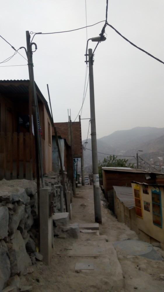 vendo terreno en san juan de lurigancho en cerro
