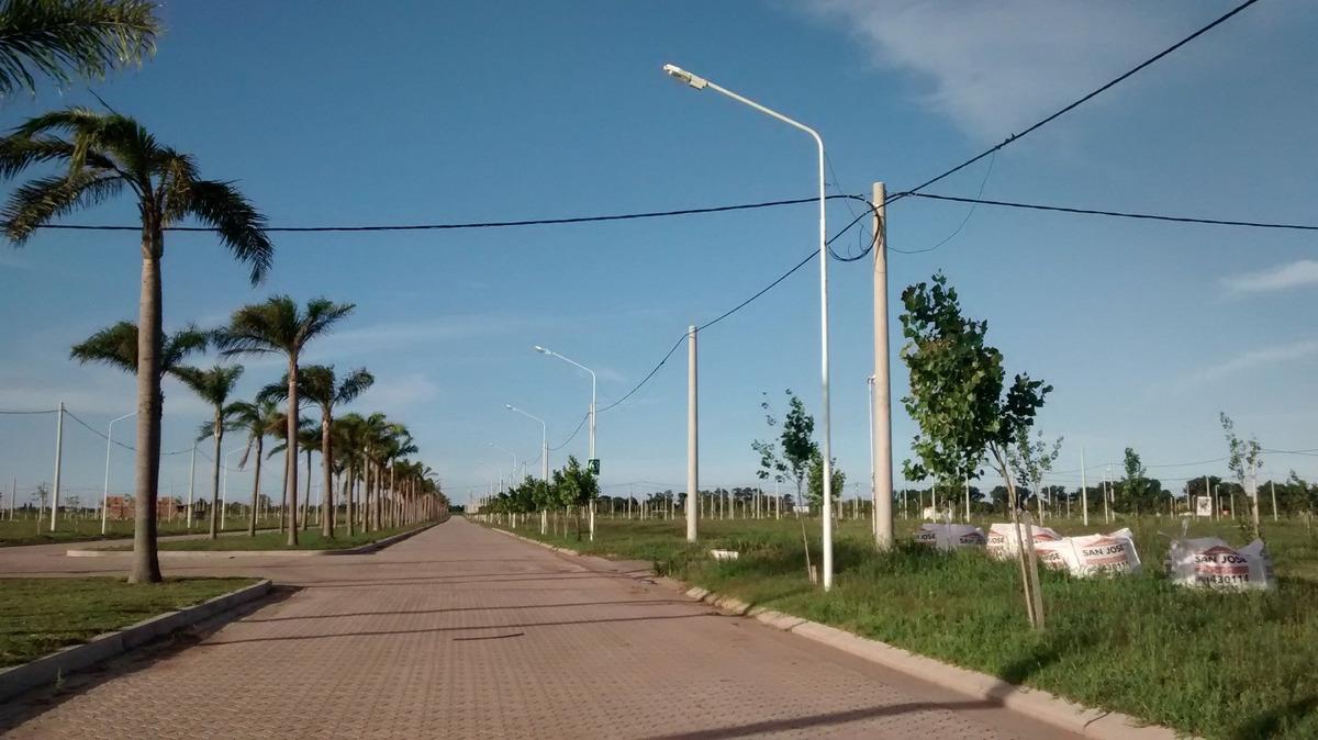 vendo terreno en tierra de sueños puerto general san martin lote 645