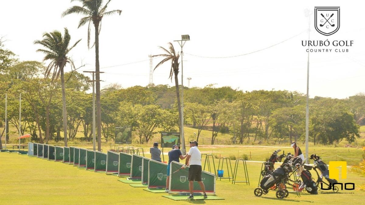 vendo terreno en urubo golf con accion