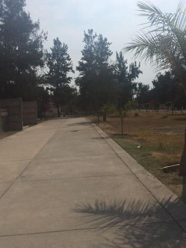 vendo terreno en villa corona frente a chimulco