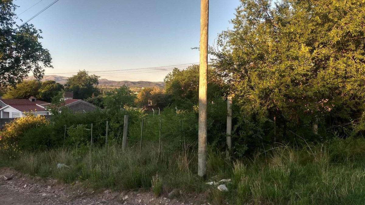 vendo terreno en villa giardino