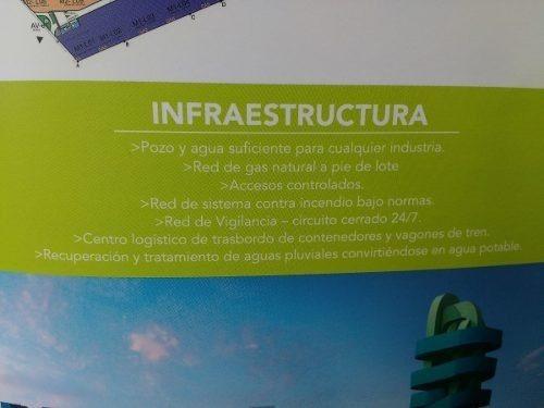 vendo terreno industrial en queretaro parque industrial