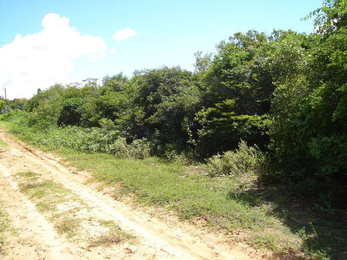 vendo terreno na praia de genipabú