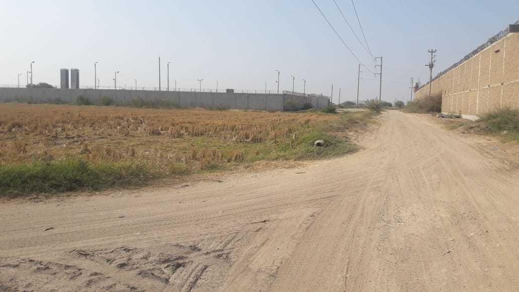 vendo terreno ó lote industriales chiclayo lambayeque