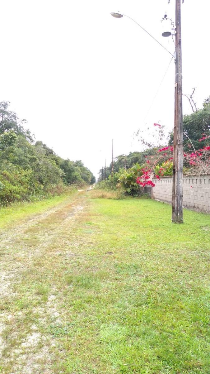 vendo terreno para chácara em itanhaém litoral sul de sp