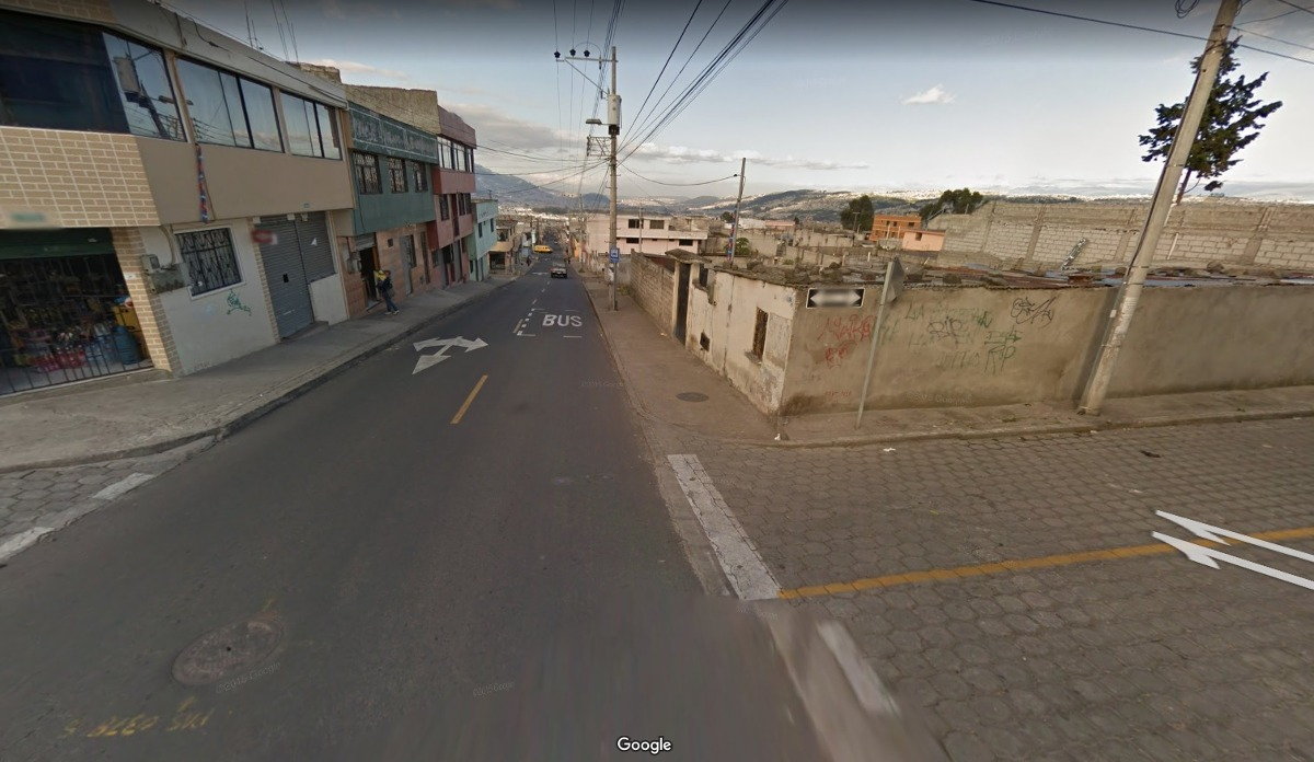 vendo terreno plano barrio nuevos horizontes