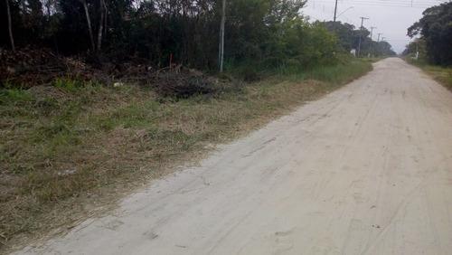 vendo terreno r$ 18mil a vista em itanhaém litoral sul de sp