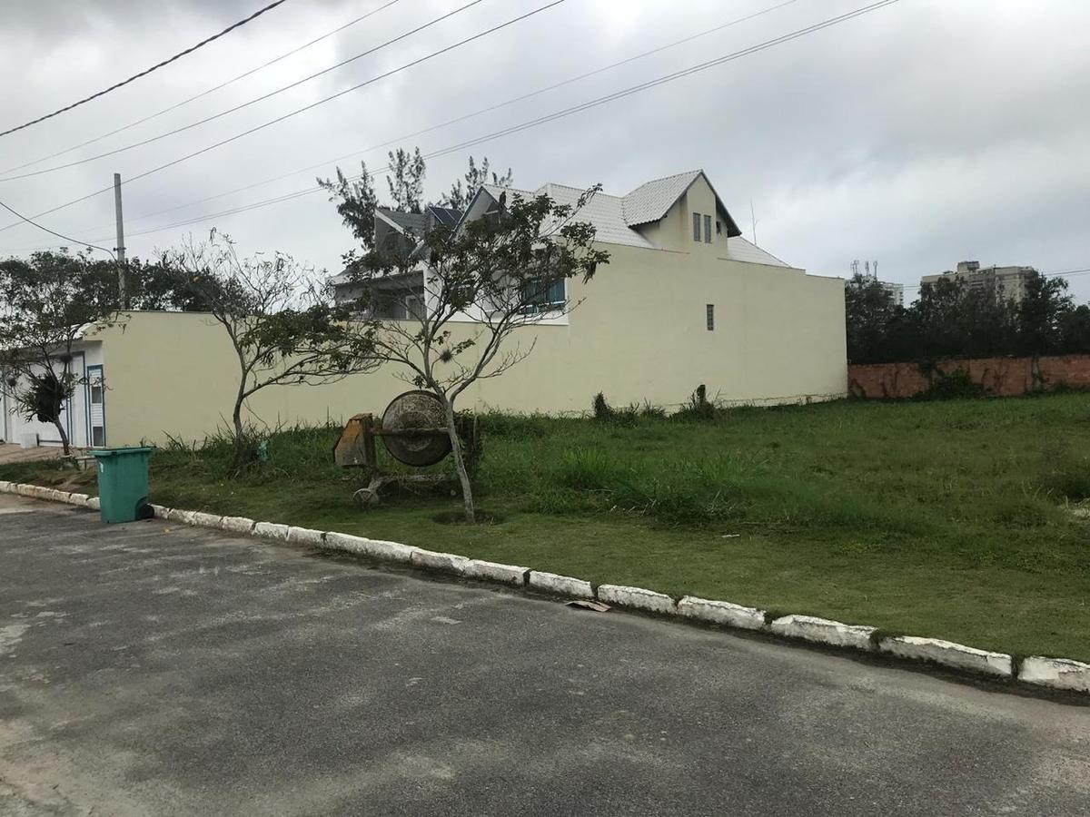 vendo terreno recreio dos bandeirantes 300m²