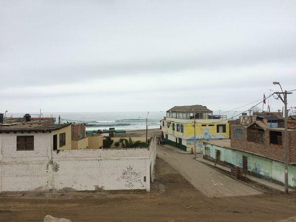 vendo terreno saneado playa arica lurin 334m2