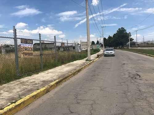 vendo terreno sobre prolongacon heriberto enriquez de 300m2. toluca, edo. mexico