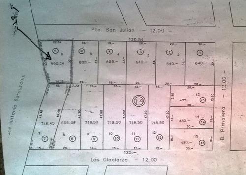 vendo terreno solares de las ensenadas - zona villa carlos paz -