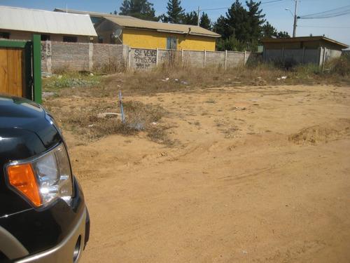 vendo terreno  urbanizado , el tabo . los boldos 50750