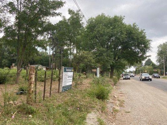 vendo terreno zona comercial villa general belgrano cordoba
