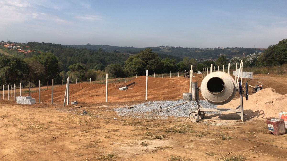 vendo terrenos de 500 m2 demarcados pronto para construir j