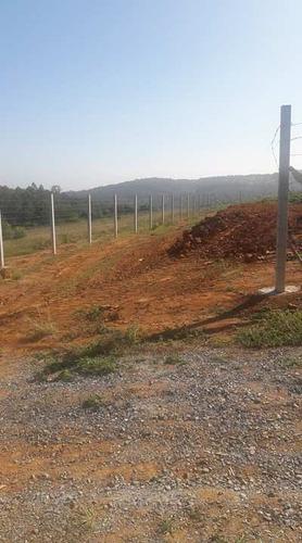 vendo terrenos demarcados pronto para construir com infra j