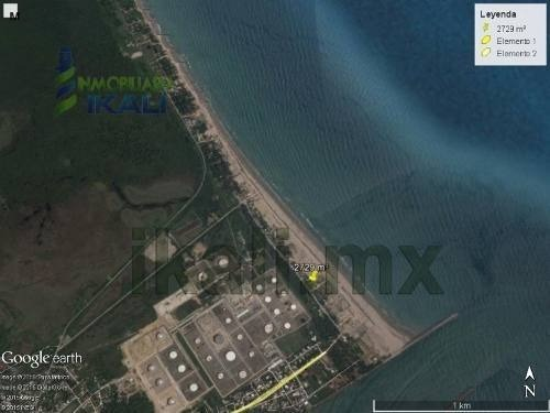 vendo terrenos en playa tuxpan ver, son dos terrenos colindantes de 1,364.5 m² cada uno, se pueden vender juntos o separados el precio es individual, se encuentran ubicados en la playa norte por el f